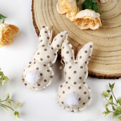 húsvéti nyuszis dekoráció