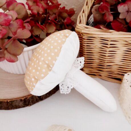 őszi dekorációs gomba